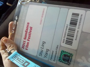 Sundance Credentials