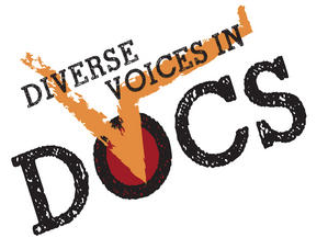 Logo for Kartemquin's Diverse Voices In Docs program
